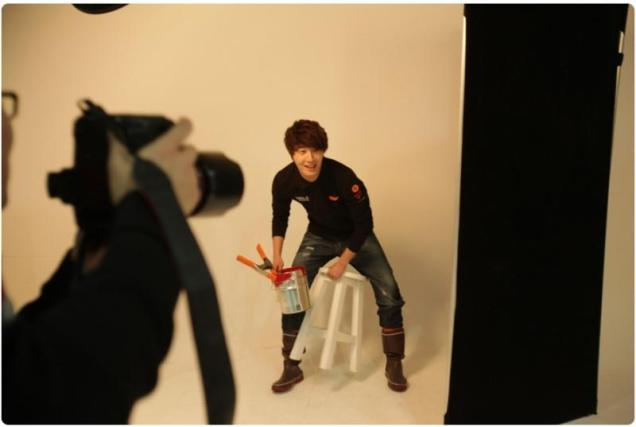 2011 10 BTS Jung II-woo for Googims. Part 100054