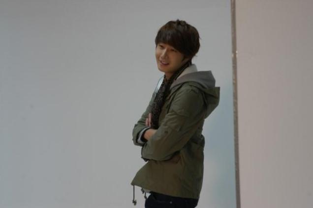 2011 10 BTS Jung II-woo for Googims. Part 300059