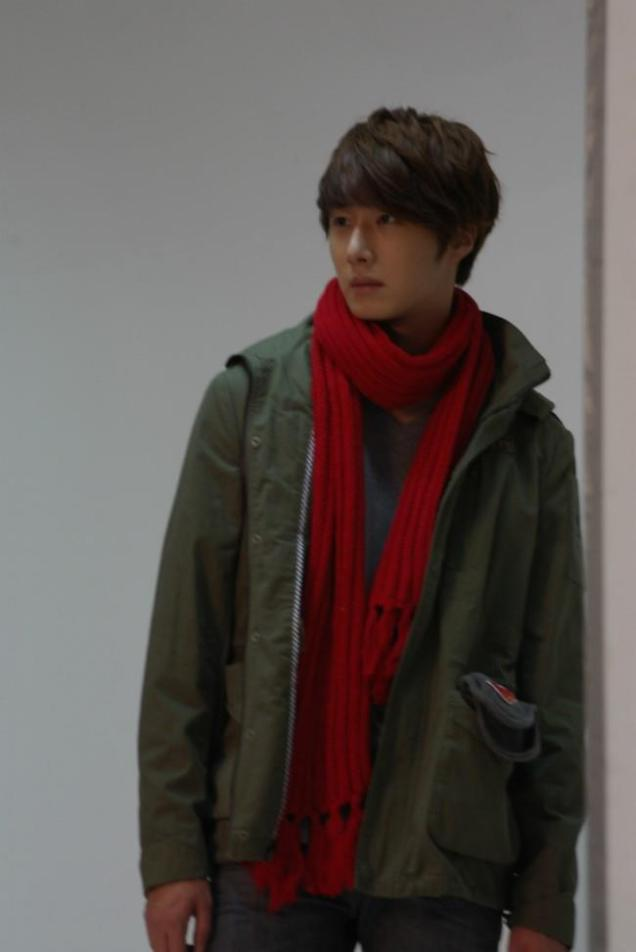 2011 10 BTS Jung II-woo for Googims. Part 300063