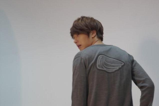 2011 10 BTS Jung II-woo for Googims. Part 300073