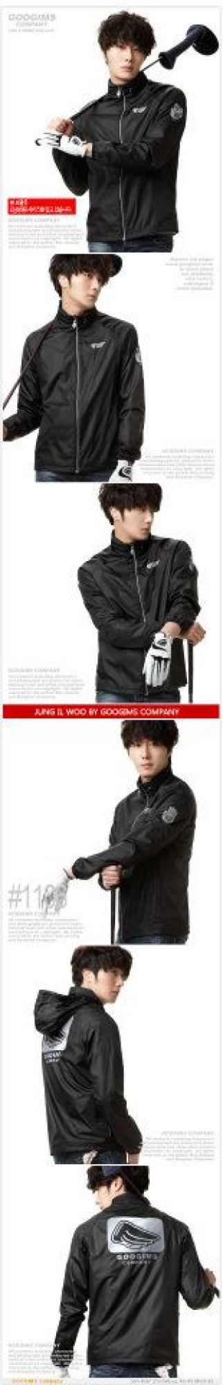 2011 10 Jung II-woo for Googims. Part 100001