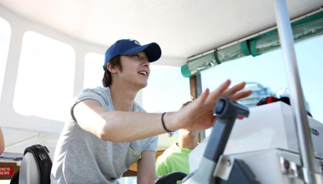 2011 7 OMT Day 1 Aquabus 1