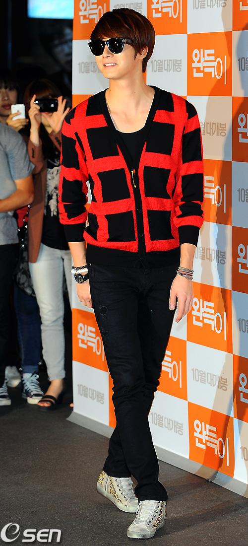 2011 9 20 Jung II-woo D Wondouk Premiere 3