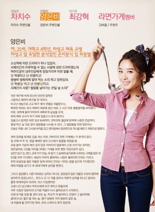 2011 Flower Boy Ramyun Shop Poster 32