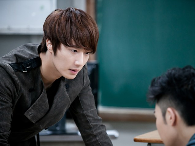 2011 11 Jung II-woo in FBRS Episode 2 X-1.jpg