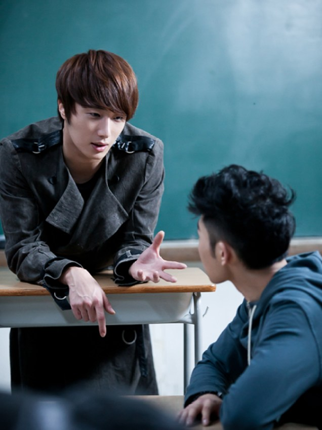 2011 11 Jung II-woo in FBRS Episode 2 X-3.jpg