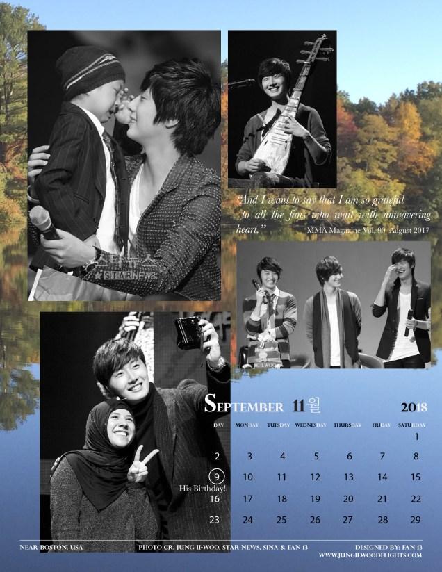 9 JiW Calendar Sept 9