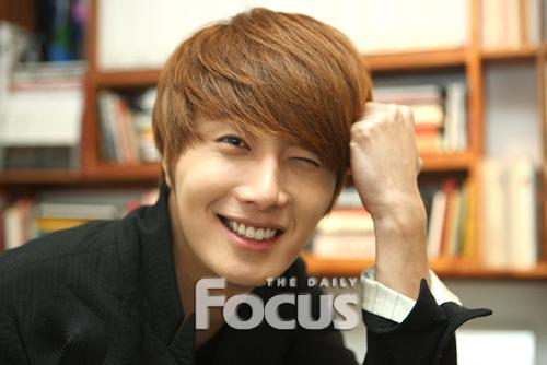 2011 12 10 Jung II-woo for the Daily Focus 00001