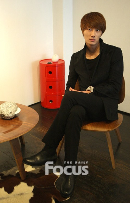 2011 12 10 Jung II-woo for the Daily Focus 00002