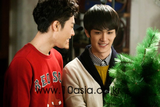 2011 12 19 Jung II-woo in FBRS Ep 15 10Asia Christmas Pictorial00005