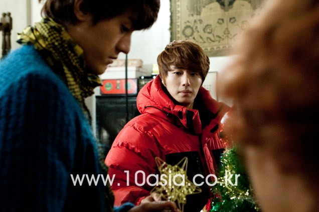 2011 12 19 Jung II-woo in FBRS Ep 15 10Asia Christmas Pictorial00011