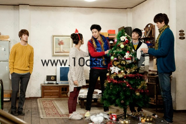 2011 12 19 Jung II-woo in FBRS Ep 15 10Asia Christmas Pictorial00018