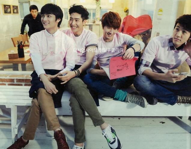 2011 Flower Boy Ramyun Shop Extras 00007