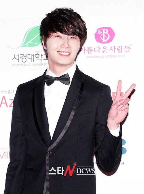 2012 1 18 Jung II-woo in Asia Model Awards 00011