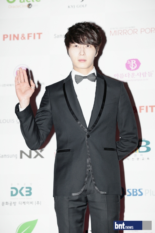 2012 1 18 Jung II-woo in Asia Model Awards 00020