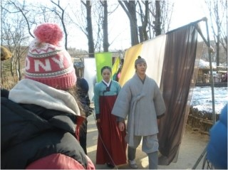 2012 1 18 Jung II-woo Moon Episode 8 BTS Xtras 00005