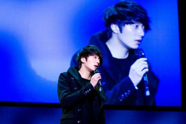 2012 2 6 Jung II-woo at the 49 Days Fan Meet in Tokyo Japan 00014