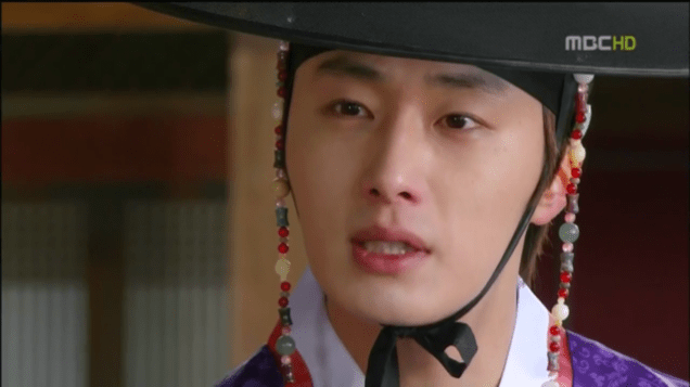 2012 2 Jung II-woo in The Moon that Embraces the Sun Episode 12 00012