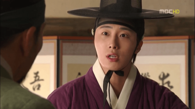 2012 2 Jung II-woo in The Moon that Embraces the Sun Episode 13 00003