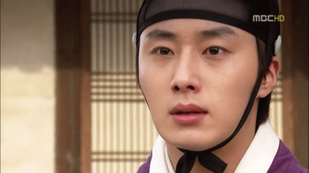 2012 2 Jung II-woo in The Moon that Embraces the Sun Episode 13 00008