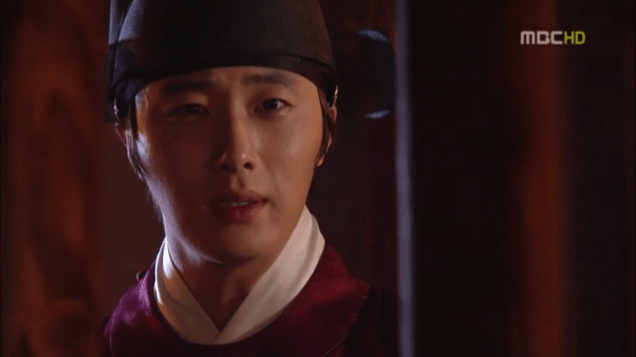 2012 2 Jung II-woo in The Moon that Embraces the Sun Episode 13 00016