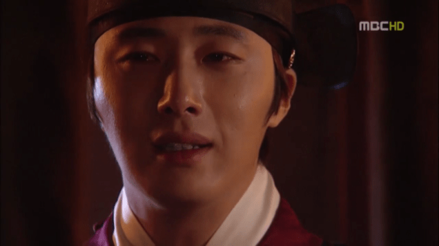 2012 2 Jung II-woo in The Moon that Embraces the Sun Episode 13 00020