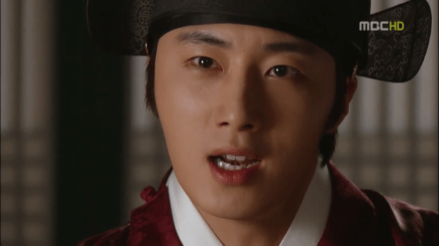 2012 2 Jung II-woo in The Moon that Embraces the Sun Episode 13 00029