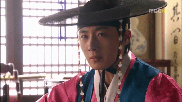 2012 2 Jung II-woo in The Moon that Embraces the Sun Episode 14 00007