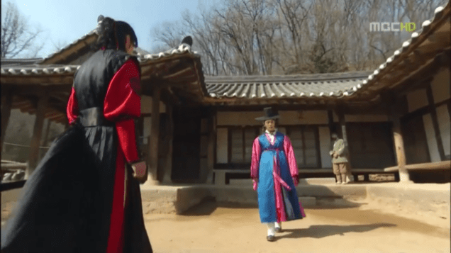 2012 2 Jung II-woo in The Moon that Embraces the Sun Episode 14 00009