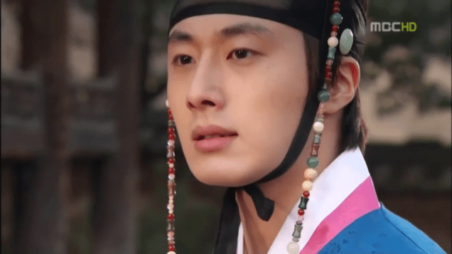 2012 2 Jung II-woo in The Moon that Embraces the Sun Episode 14 00021