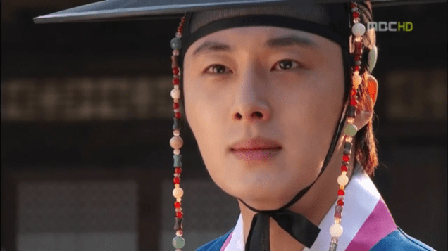 2012 2 Jung II-woo in The Moon that Embraces the Sun Episode 14 00023