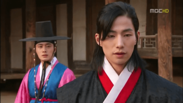 2012 2 Jung II-woo in The Moon that Embraces the Sun Episode 14 00024