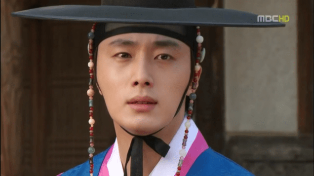 2012 2 Jung II-woo in The Moon that Embraces the Sun Episode 14 00025