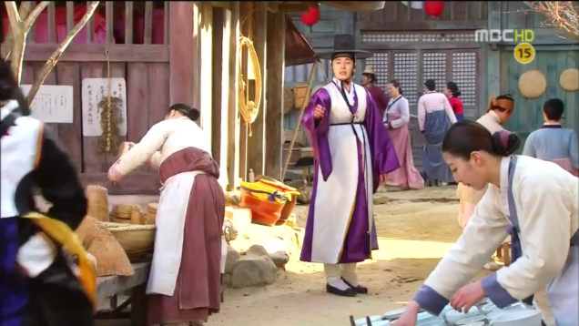 2012 Jung II-woo in The Moon Embracing the Sun Episode 10 00019