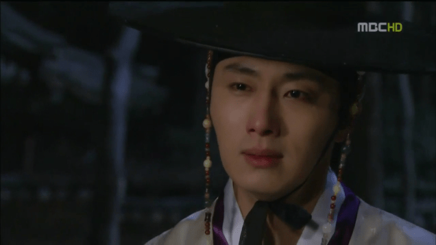 2012 Jung II-woo in The Moon Embracing the Sun Episode 11 00013