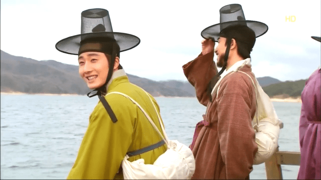 2012 Jung II-woo in The Moon Embracing the Sun Episode 7 00001