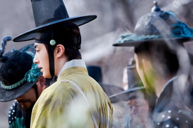 2012 Jung II-woo in The Moon Embracing the Sun Episode 7 Extras 00001