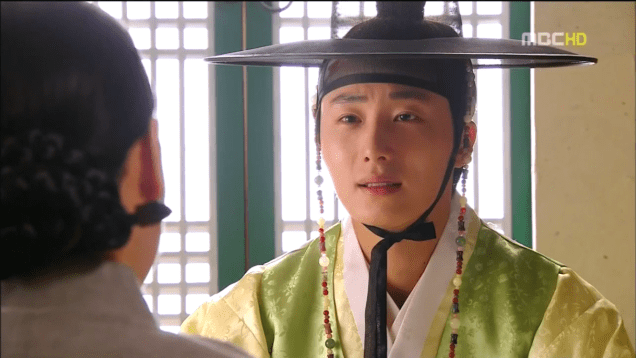 2012 Jung II-woo in The Moon Embracing the Sun Episode 9 00029