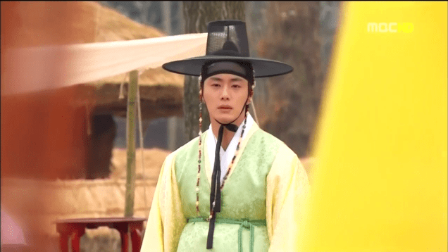 2012 Jung II-woo in The Moon Embracing the Sun Episode 9 00033