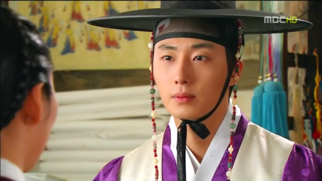 2012 Jung II-woo in The Moon Embracing the Sun Episode 9 00035