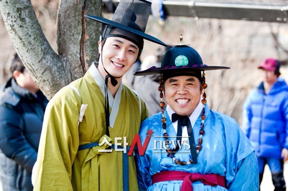 2012 Jung II-woo in The Moon Embracing the Sun Various Ep 6-8 100003