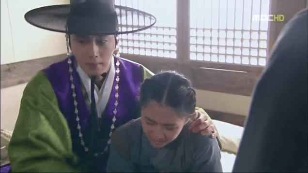 Jung II-woo in The Moon that Embraces the Sun Episode 15 00020