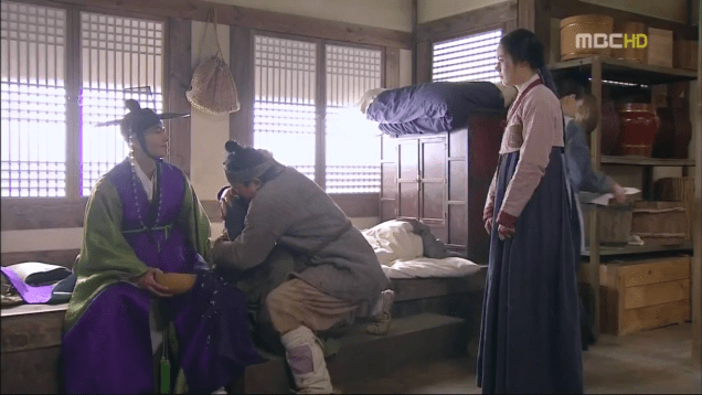 Jung II-woo in The Moon that Embraces the Sun Episode 15 00027