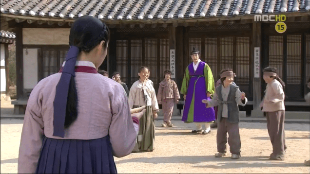 Jung II-woo in The Moon that Embraces the Sun Episode 15 00047