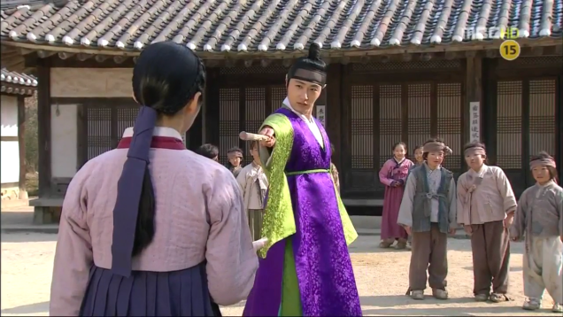 Jung II-woo in The Moon that Embraces the Sun Episode 15 00048