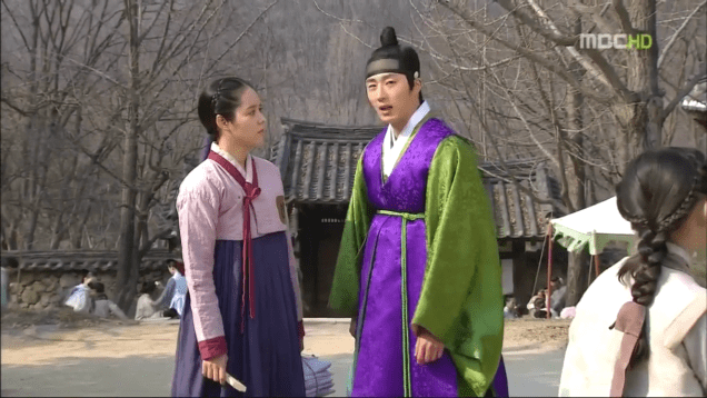 Jung II-woo in The Moon that Embraces the Sun Episode 15 00050