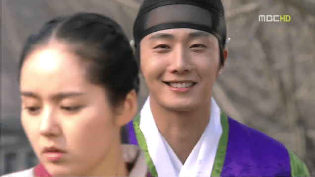 Jung II-woo in The Moon that Embraces the Sun Episode 15 00052