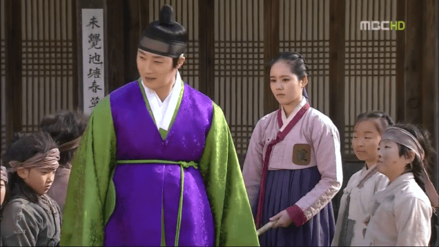 Jung II-woo in The Moon that Embraces the Sun Episode 15 00056
