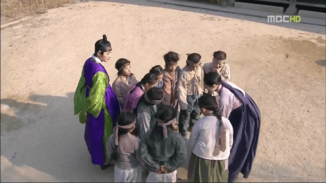 Jung II-woo in The Moon that Embraces the Sun Episode 15 00059