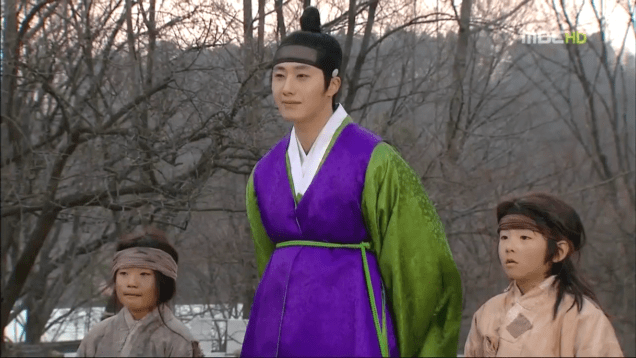 Jung II-woo in The Moon that Embraces the Sun Episode 15 00064